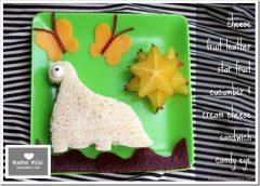 edible fun: Dino