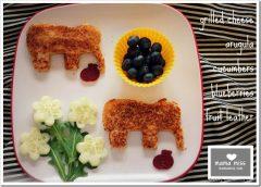 edible fun: Elephant