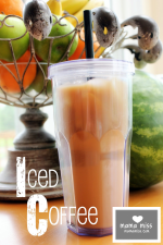 drink: Simple Iced Coffee