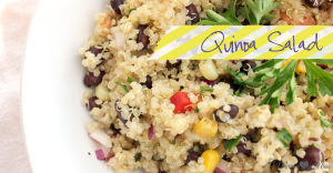 eats: Quinoa Salad