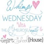 Whimsy Wednesdays