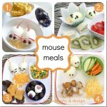 play & eat: mouse