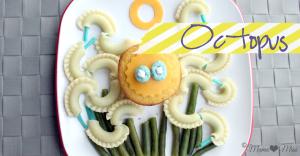 edible fun: Octopus