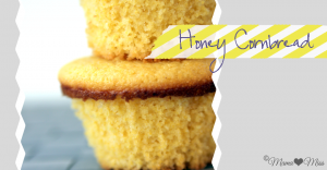 eats: Honey Cornbread
