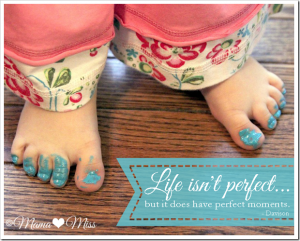 real life wednesday: Life Isn't Perfect