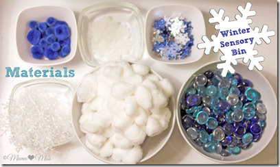 Winter Themed Toddler Craft