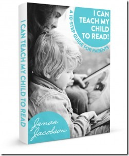 I Can Teach My Child to Read: A 10-Step Guide for Parents