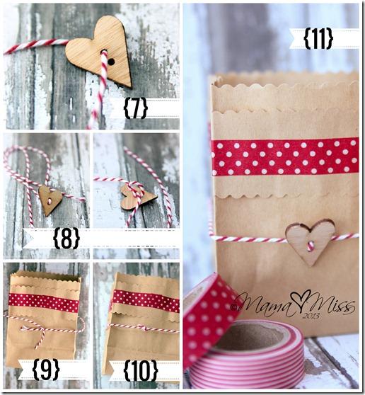 DIY Valentine Treat Bag https://www.mamamiss.com ©2013