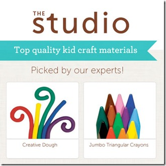 Top Quality Kid Craft Materials at The Studio