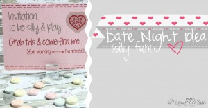 Date Night Idea {silly fun} http://www.mamamiss.com ©2013