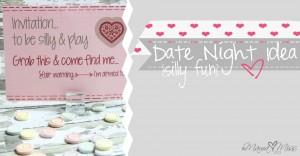 Date Night Idea {silly fun} https://www.mamamiss.com ©2013