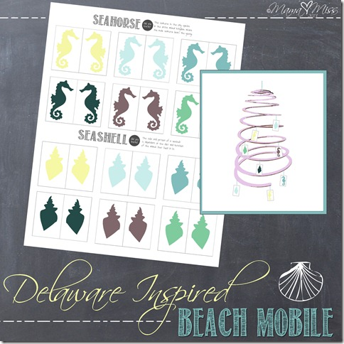Booking Across the USA–Delaware {beach mobile} https://www.mamamiss.com ©2013