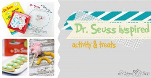 roundup: {Dr. Seuss inspired} activity & treats