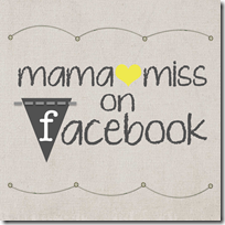 Follow mama♥miss on Facebook for exclusive freebies! #facebook #freeprintable