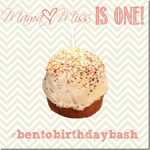 Win one of two bento boxes or submit your fun kid food picture in a photo contest to win @mamamissblog birthday bash!