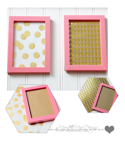 paper picture frames diy | Crafting