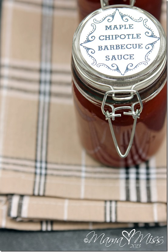 Father's Day Homemade - DIY and Recipe #barbecue #gift #fathersday