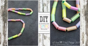 fancy fun: DIY Homemade Sparkling Beads