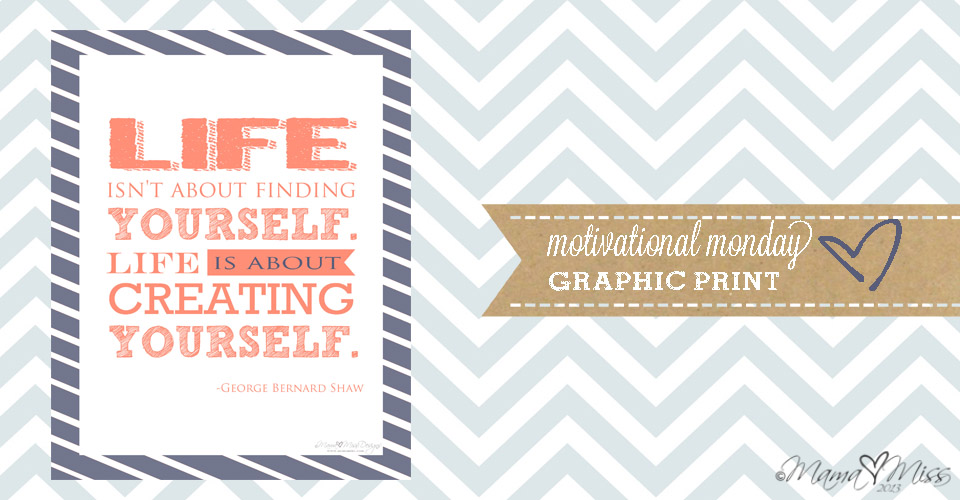 Creating Yourself #quote #shaw #greatquotes