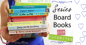 fave friday: Crushes Of The Week – Favorite Series Board Books