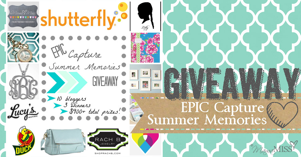 giveaway: EPIC Capture Summer Memories #giveaway