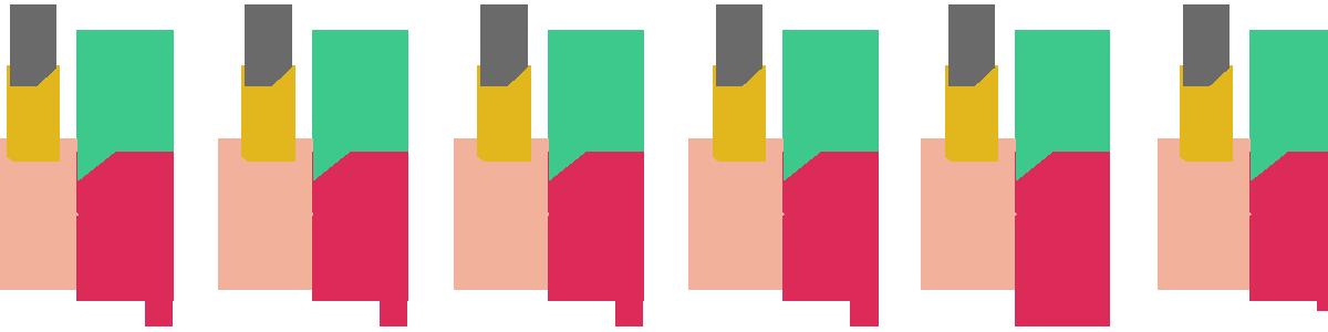 multi-triangles | Mama Miss Designs