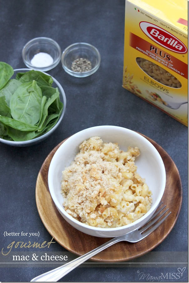 All Natural - Gourmet Mac and Cheese   Mama Miss #betterforyou #macandcheese #PMedia #ad
