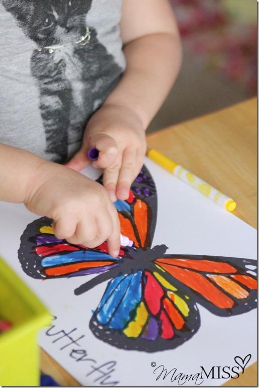 Butterfly Art Ideas For Preschoolers