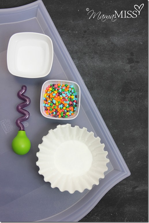 Candy Chromatography | Mama Miss #kidscience #nerdscandy #funexperiments
