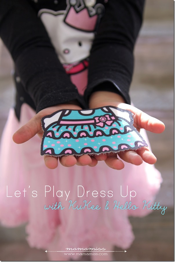 Let's Play Dress Up #hellokittyletsplay #pretendplay #dressup