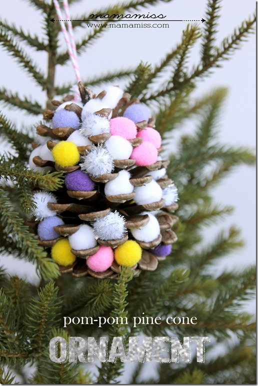 Pine Cone Christmas Tree Craft How To Get Them Green
