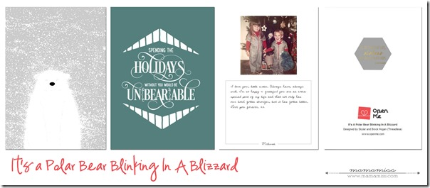 Connecting Sisters For The Holidays   @mamamissblog #sisterhood #openmecards