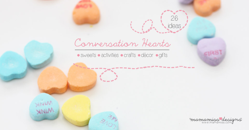 Image Result For Printable Conversation Hearts