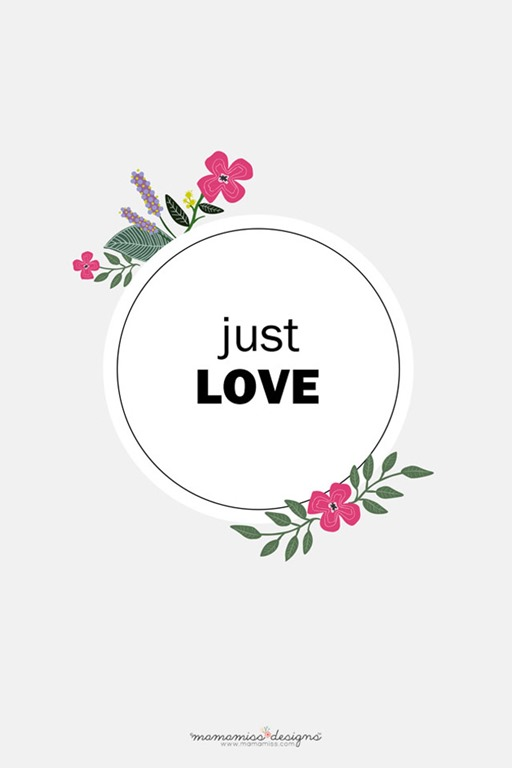 Design Just Love Print And Wins