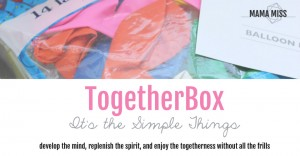 TogetherBox – It's the Simple Things