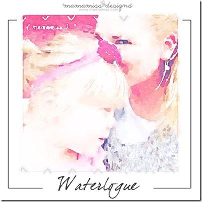 Waterlogue App   @mamamissblog #photoapp #iphoneapp #waterlogue