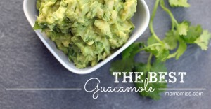 eats: The Best Guacamole