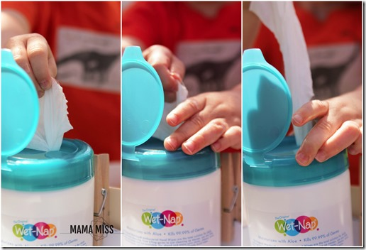 Ice Cream Sandwich Bar | @mamamissblog #icecream #bar #letterI  #kidparty