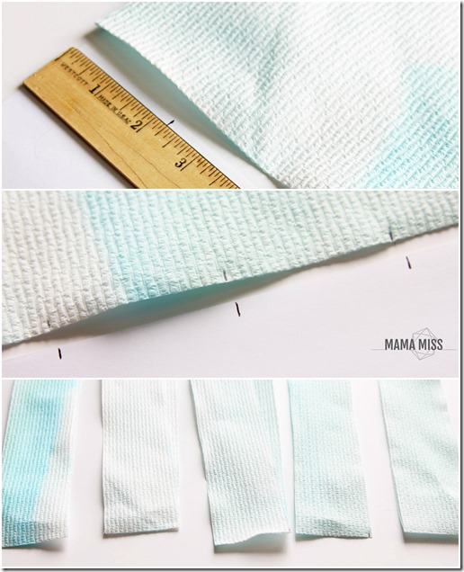 DIY Streamer Garland #papertowels #tassel #photoprop #photobooth