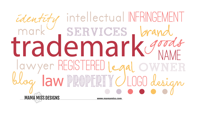 Trademarking Your Blog | @mamamissblog #blogbusiness #giveaway