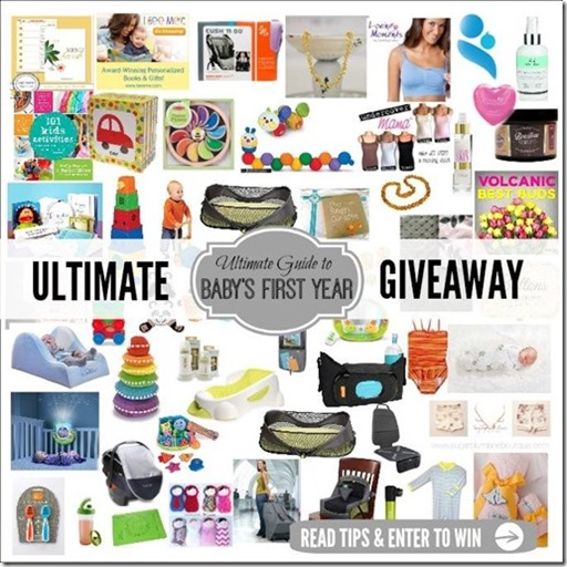 Ultimate Guide to Babys First Year | @mamamissblog #giveaway #babysfirstyear