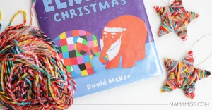 10 Days of a Kid-Made Christmas – Elmer Ornament