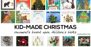 week two: 10 Days of a Kid-Made Christmas