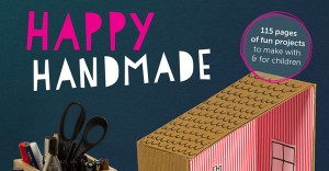 Happy Handmade Book Launch