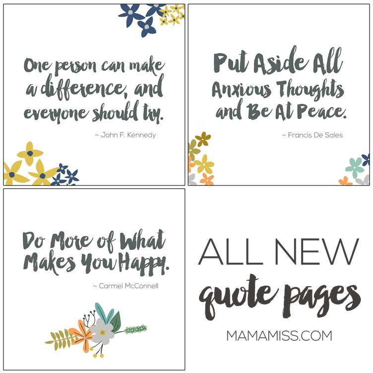 Plan your next calendar year with the all new 2015/2016 Teacher Planner @mamamissblog
