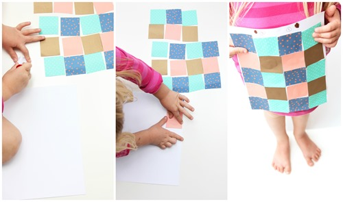 A fun activity highlighting Patterns and Symmetry in Books, with Llama Llama Red Pajama || @mamamissblog
