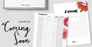 The ALL NEW 2016 Mama Miss Blogger Planner is Coming Soon!!