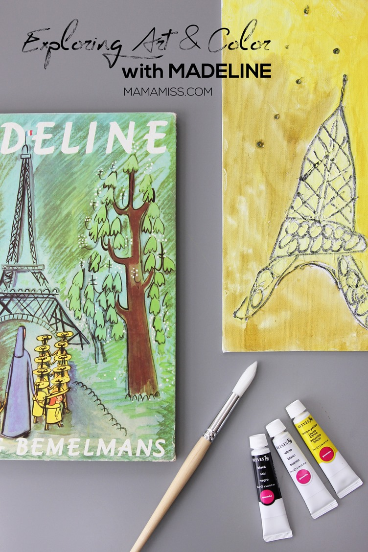 Art and Color with Madeline