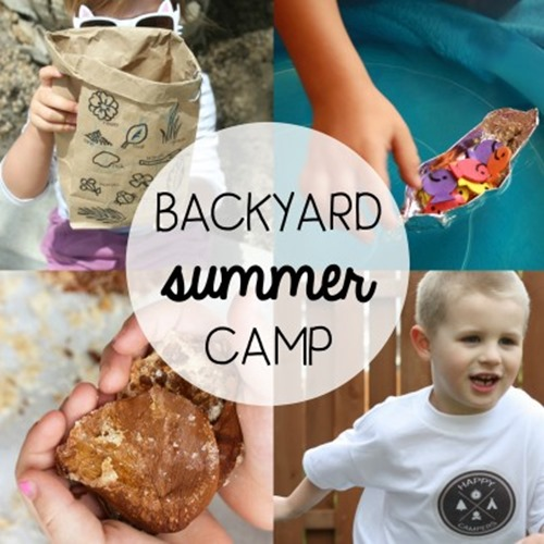 Want to know how to keep your kiddos busy this summer?! Try creating your own Do It Yourself Backyard Summer Camp with these easy instructions! From @mamamissblog