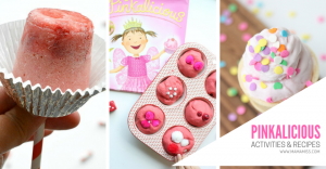 Pinkalicious Activity Ideas